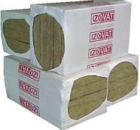 Базальтовый утеплитель для фасадов ИЗОВАТ (ISOVAT) 50х600х1000 135 пл 2.4 м\кв