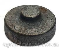 Шкив 1 ручейный  диаметр 80 мм.. профиль ремня  А,В  заготовка шкива