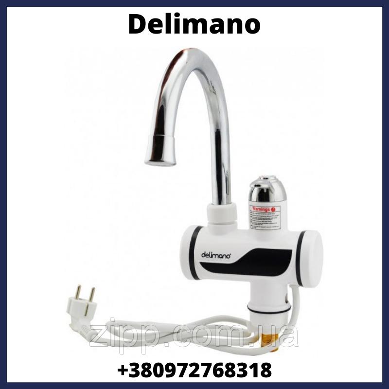 Водонагрівач Delimano | Миттєвий проточний водонагрівач | Бойлер | Електричний водонагрівач