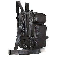 Рюкзак Vintage 14149 Черный, Черный, КОД: 193075
