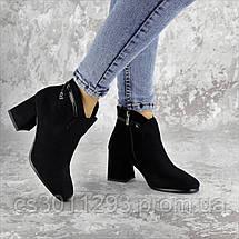 Ботильоны женские Fashion Jet 2297 39 размер 25 см Черный, фото 2