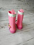 Резиновые сапоги для девочек Hemuyu (BBT) 25р, 16.5см, фото 8