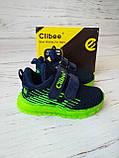 Кросівки для хлопчиків Clibee*Світяться. 21р, 13.5 см, фото 8