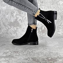 Ботинки женские Fashion Mortimer 2375 36 размер 23,5 см Черный, фото 2