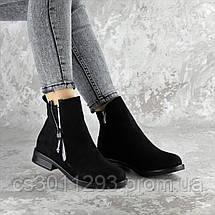 Ботинки женские Fashion Mortimer 2375 36 размер 23,5 см Черный, фото 3