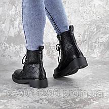 Ботинки женские Fashion Richardson 2396 36 размер 23,5 см Черный, фото 3