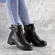Ботинки женские зимние Fashion Finnigin 2275 40 размер 25,5 см Коричневый, фото 2