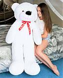 М'який плюшевий ведмедик 2 метри. Великий плюшевий ведмедик. М'який ведмідь, фото 3