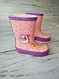 Резиновые сапоги для девочек BBT, фото 6