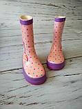 Резиновые сапоги для девочек BBT, фото 7