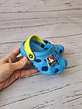 Детские кроксы/сабо унисекс, фото 5