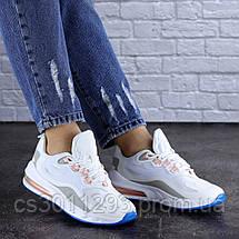 Женские белые кроссовки Ashton 1702 (39 размер), фото 2