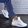Женские белые кроссовки Ashton 1702 (39 размер), фото 3