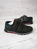 Туфли для мальчиков Kimboo 27р, 19см, фото 6