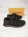 Туфли для мальчиков Kimboo 27р, 19см, фото 7