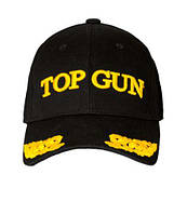 Оригинальная бейсболка Top Gun Wings Cap TGH1704 (Black)