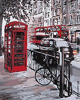 Картина по номерам Краски Лондона 40х50