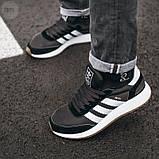 Мужские кроссовки Adidas iniki, фото 5