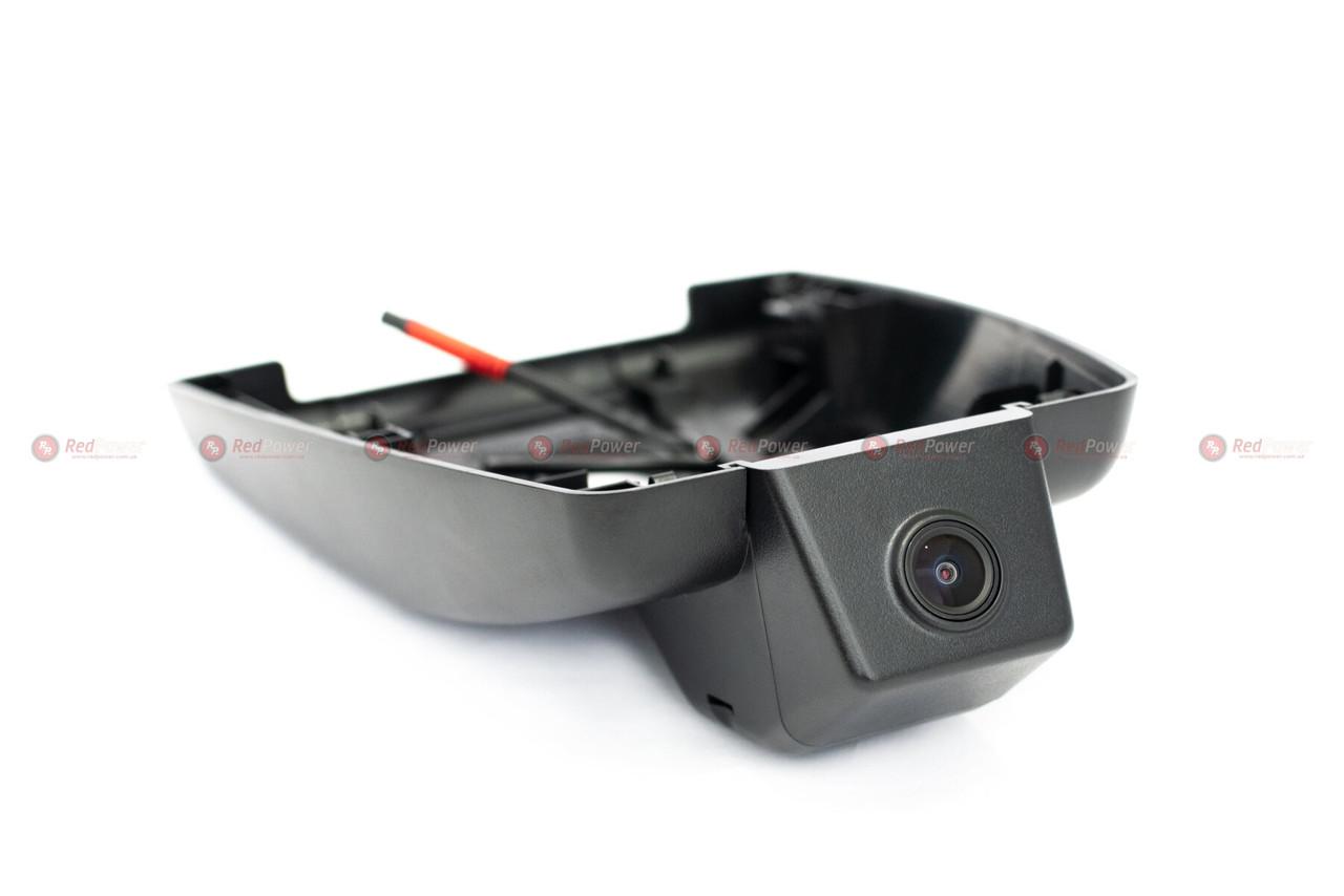 Штатный Wi-Fi Full HD видеорегистратор скрытой установки для Toyota RAV4 (2018+) от Redpower DVR-TOY