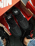 Мужские кроссовки Vapormax 19 Kauchuk Black/White, фото 2