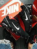 Мужские кроссовки Vapormax 19 Kauchuk Black/White, фото 4