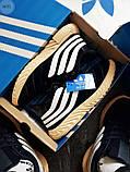 Мужские зимние кроссовки Adidas Sobakov Winter Black, фото 5