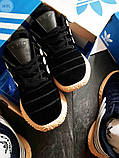 Мужские зимние кроссовки Adidas Sobakov Winter Black, фото 7