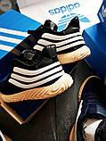 Мужские зимние кроссовки Adidas Sobakov Winter Black, фото 8