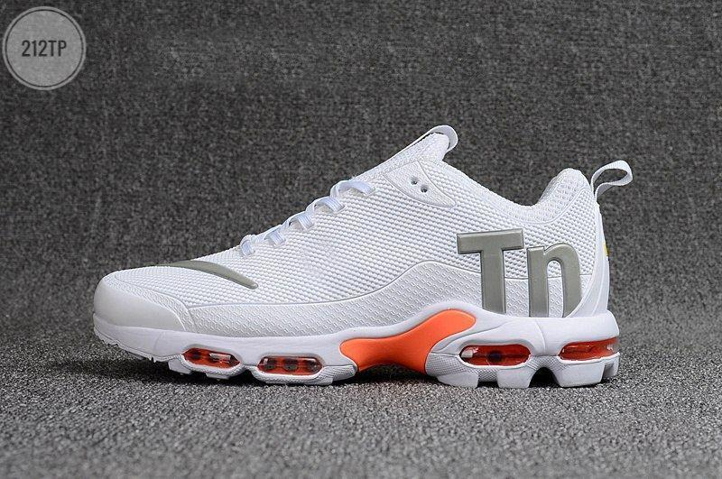 Мужские кроссовки Nike TN Air White Kauchuk