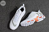Мужские кроссовки Nike TN Air White Kauchuk, фото 6