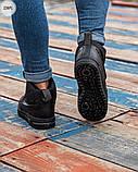 ЗИМА!!! Мужские кроссовки Nike Lunar Force 1 Duckboot Black Winter, фото 6