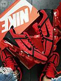 Мужские кроссовки Vapormax 19 Kauchuk Red/Black, фото 7