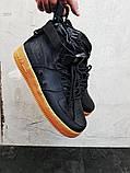 Мужские кроссовки Air Force Hight Black, фото 3