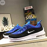 Мужские кроссовки Axis 98 KPU Blue/Black, фото 4