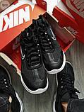 Мужские кроссовки Air Axis Hight Black/White, фото 2