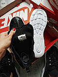 Мужские кроссовки Air Axis Hight Black/White, фото 4