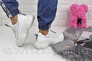 Женские кроссовки Fashion Tinoa 1151 36 размер 23 см Белый, фото 2