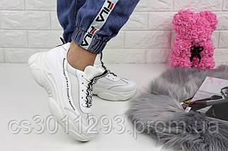 Женские кроссовки Fashion Tinoa 1151 36 размер 23 см Белый, фото 3