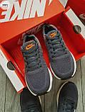 Мужские кроссовки Nike Run Zооm Grey, фото 2