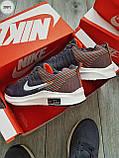 Мужские кроссовки Nike Run Zооm Grey, фото 3
