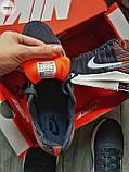 Мужские кроссовки Nike Run Zооm Grey, фото 4