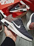 Мужские кроссовки Nike Run Zооm Grey, фото 6