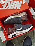 Мужские кроссовки Nike Run Zооm Grey, фото 7