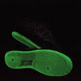 ДЕМИСЕЗОН! Мужские кроссовки Nike Air Force Skeleton QS Black, фото 5