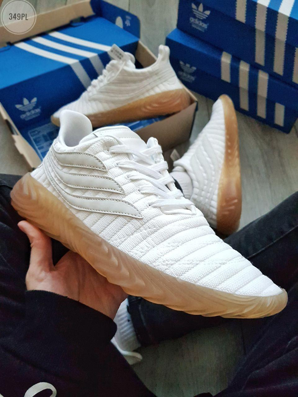 Мужские кроссовки Adіdas Sobakov White