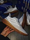 Мужские кроссовки Adіdas Sobakov White, фото 2