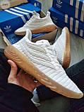Мужские кроссовки Adіdas Sobakov White, фото 3