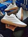 Мужские кроссовки Adіdas Sobakov White, фото 4