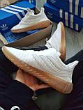 Мужские кроссовки Adіdas Sobakov White, фото 5