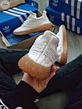Мужские кроссовки Adіdas Sobakov White, фото 6